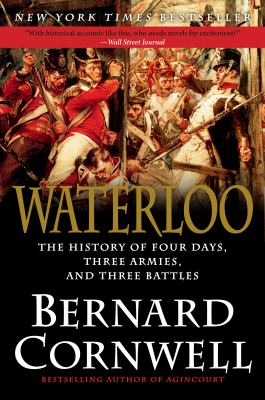 Cover Image for Waterloo by Bernard Cornwell