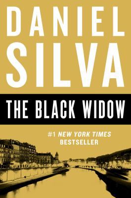 Cover Image for Black Widow  by Daniel Silva