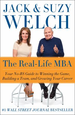Cover Image for The Real-Life MBA by Jack Welch