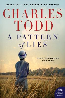 Cover Image for A Pattern of Lies by Charles Todd