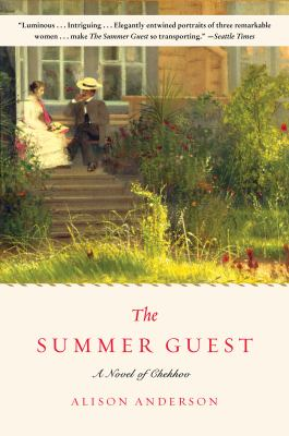 Cover Image for The Summer Guest by Alison Anderson