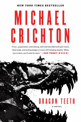 Cover Image for Dragon Teeth by Michael Crichton