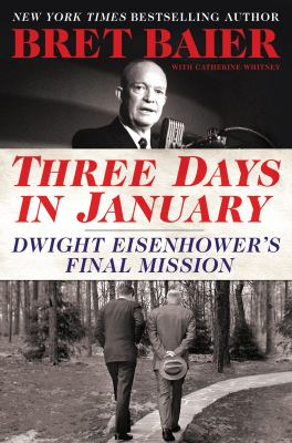 Cover Image for Three Days in January  by Catherine Whitney