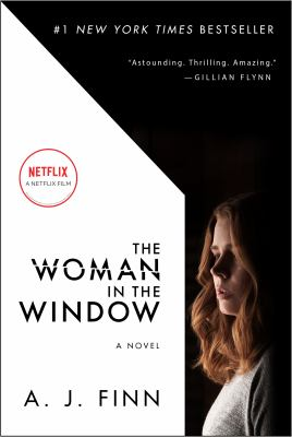 Cover Image for The Woman in the Window by A.J. Finn