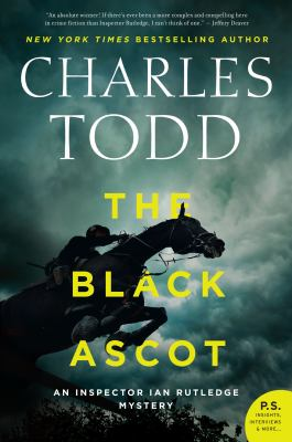 Cover Image for The Black Ascot by Charles Todd