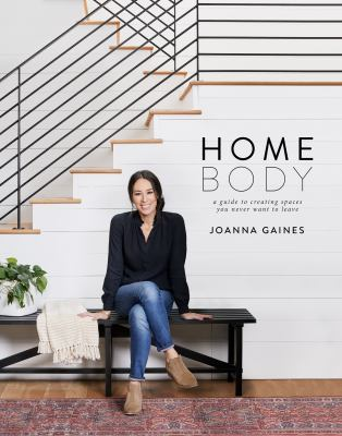 Cover Image for Homebody by Joanna Gaines