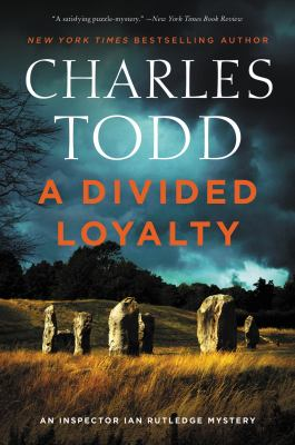 Cover Image for A Divided Loyalty by Todd