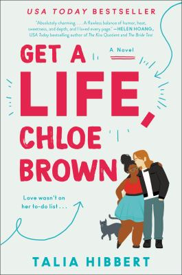 Cover Image for Get a Life, Chloe Brown by Hibbert