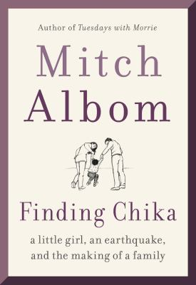 Cover Image for Finding Chika by Albom