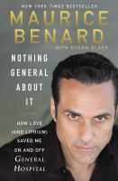 Nothing general about it : how love (and lithium) saved me on and off General Hospital