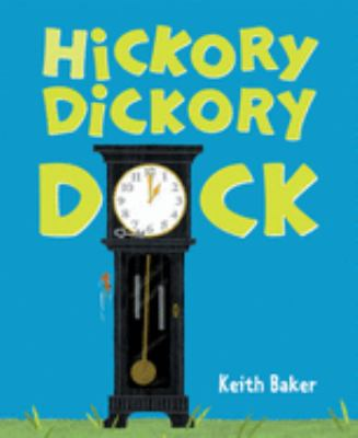 "Book Cover - Hickory Dickory Dock"" title=""View this item in the library catalogue"