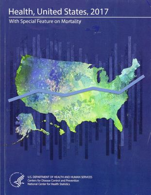 Book cover for Health, United States, 2017