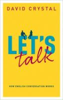 Let's talk : how English conversation works