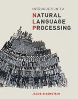 Introduction to natural language processing /