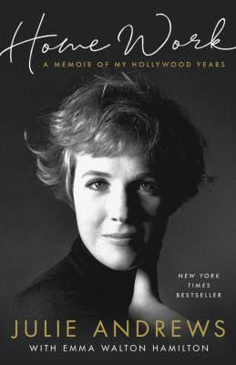Cover Image for Home Work by Julie Andrews