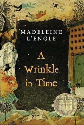 A Wrinkle in Time(book-cover)