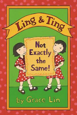 Ling & Ting: Not Exactly the Same!(book-cover)