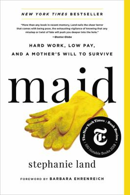 Cover Image for Maid by Stephanie Land