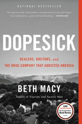 Cover Image for Dopesick by