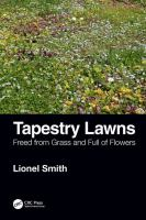 Tapestry lawns : freed from grass and full of flowers /