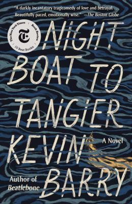 Cover Image for Night boat to Tangier by Barry