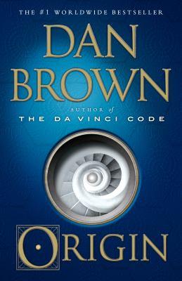 Cover Image for Origin by Dan Brown