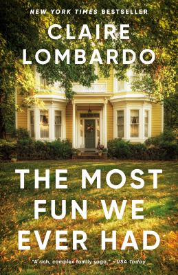 Cover Image for The Most Fun We Ever Had by Lombardo