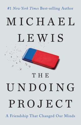 Cover Image for The Undoing Project by Michael Lewis