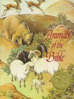 Animals of the Bible, A Picture Book