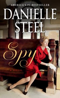 Cover Image for Spy by Steel