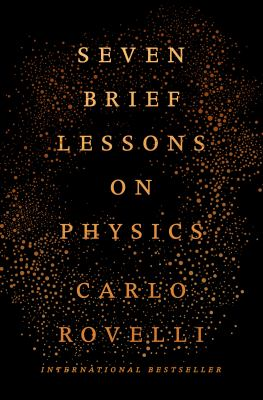 Cover Image for Seven Brief Lessons on Physics by Carlo Rovelli