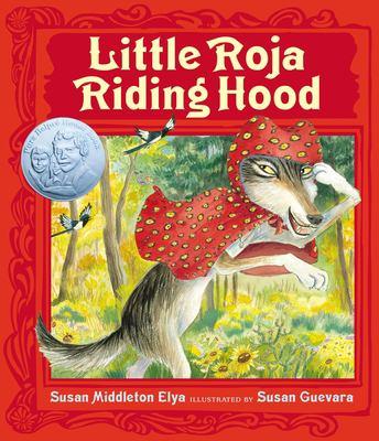 Little Roja Riding Hood(book-cover)