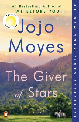 Cover Image for The Giver of Stars by Moyes