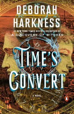 Cover Image for Time's Convert by Harkness