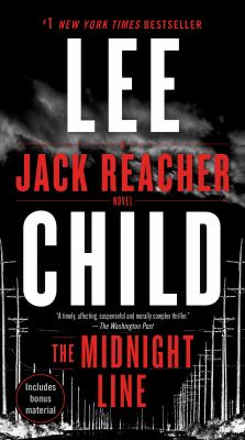 Cover Image for The Midnight Line by  Lee Child