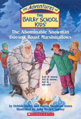 The Abominable Snowman Doesn't Roast Marshmallows(book-cover)