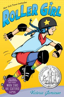 Roller Girl (book-cover)