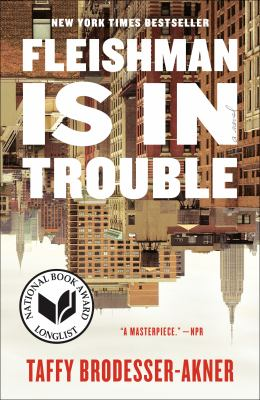 Cover Image for Fleishman is in trouble by Brodesser-Akner