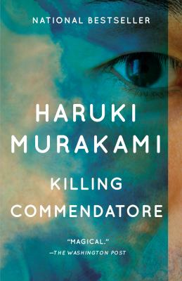Cover Image for Killing Commendatore by