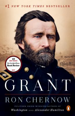 Cover Image for Grant by Ron Chernow