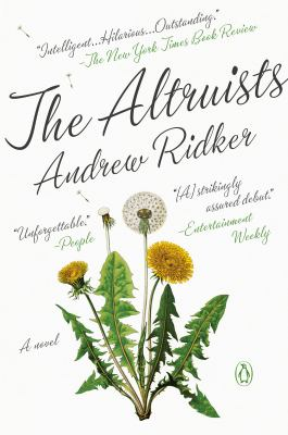 Cover Image for The Altruists by Ridker