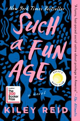 Cover Image for Such a fun age by Reid