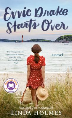 Cover Image for Evvie Drake Starts Over by Holmes