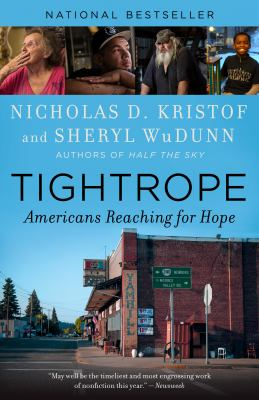Cover Image for Tightrope by Kristof