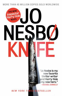 Cover Image for Knife by Nesbo