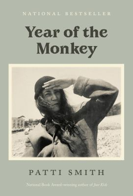 Cover Image for Year of the Monkey by Smith