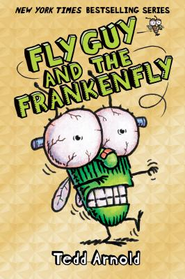 Fly Guy and the Frankenfly(book-cover)