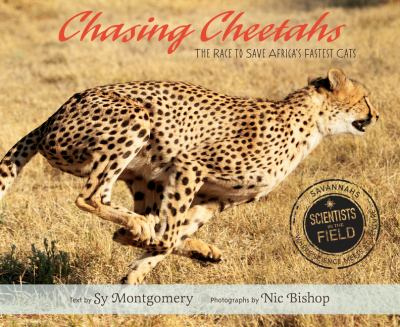 Chasing Cheetahs: The Race to Save Africa's Fastest Cats(book-cover)