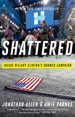 Cover Image for Shattered by Jonathan Allen