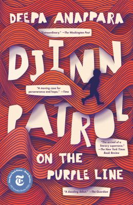 Cover Image for Djinn Patrol on the Purple Line by Anappara